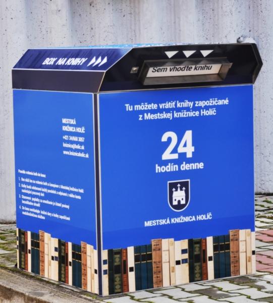 Box pre MK Holíč