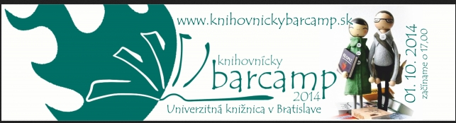 Knihovnícky barcamp