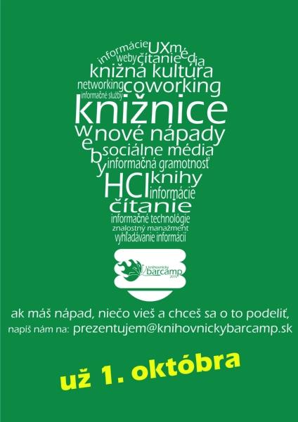 Knihovnický barcamp 2015