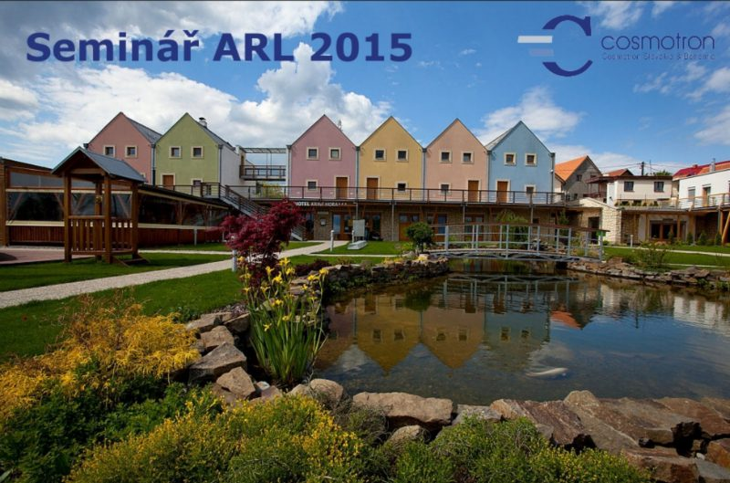 Seminár ARL 2015
