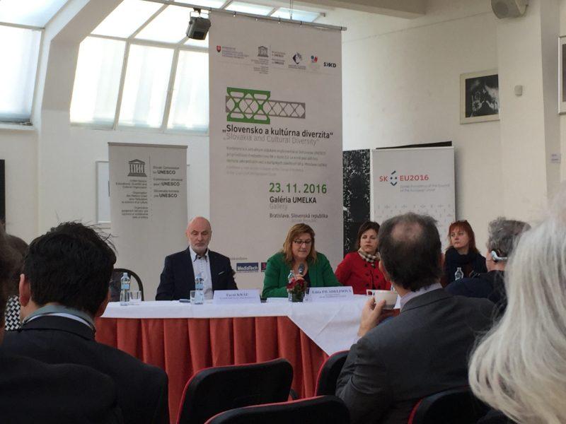 Slovensko a kultúrna diverzita