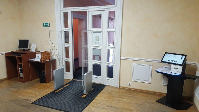 Instalace RFID technologií pro JVK České Budějovice