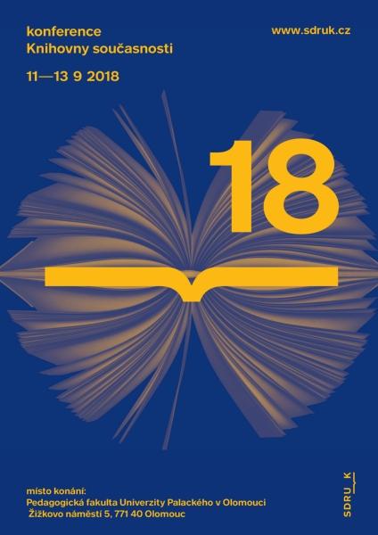Pozvánka na Knihovny současnosti 2018