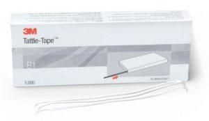 Bezpečnostní pásky Tattle-Tape B1