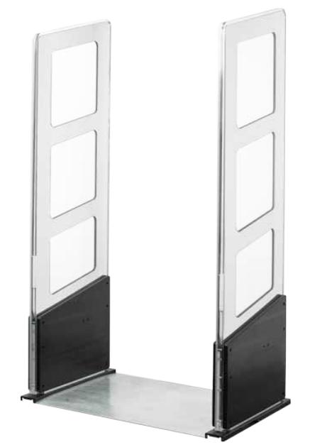 Detekční systém – Tattle-Tape gate clear