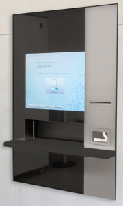 Samoobslužný návratový automat Flex AMH