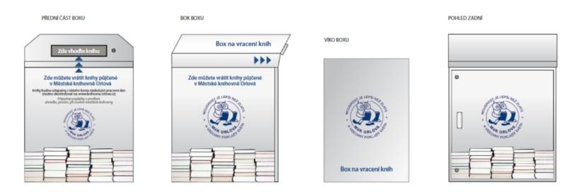 Návratový box na knihy