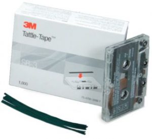 Tattle-Tape™Security Strips SB-3