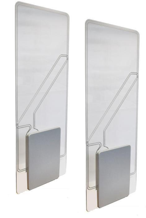 Bezpečnostní brána RFID gate premium