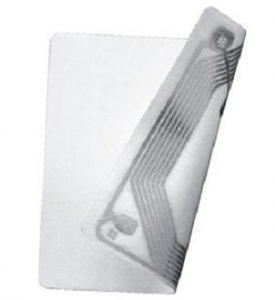 RFID etiketa pro knihy Smartlabel čtvercová