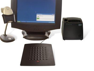 Pracovní stanice RFID  Workstation
