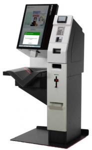 Hybridní samoobslužná stanice Hybrid SelfCheck 1000