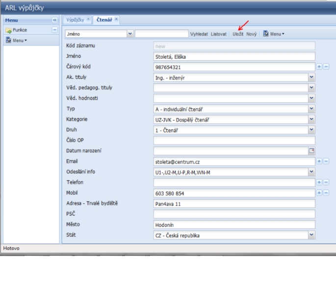 Loans - Web application